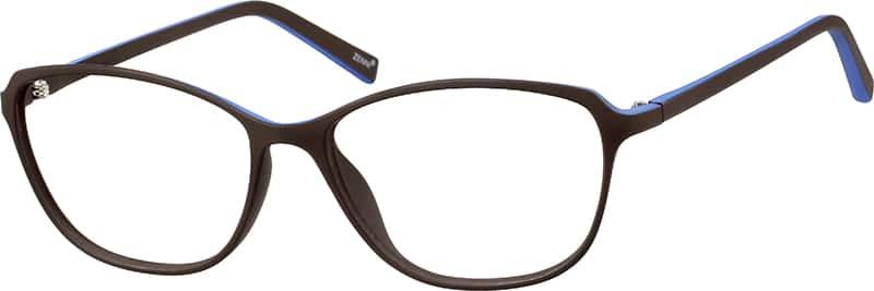 WomenFull RimAcetate/PlasticEyeglasses #2013321