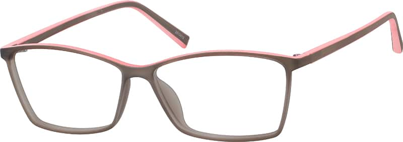 Women Full Rim Acetate/Plastic Eyeglasses #2013424