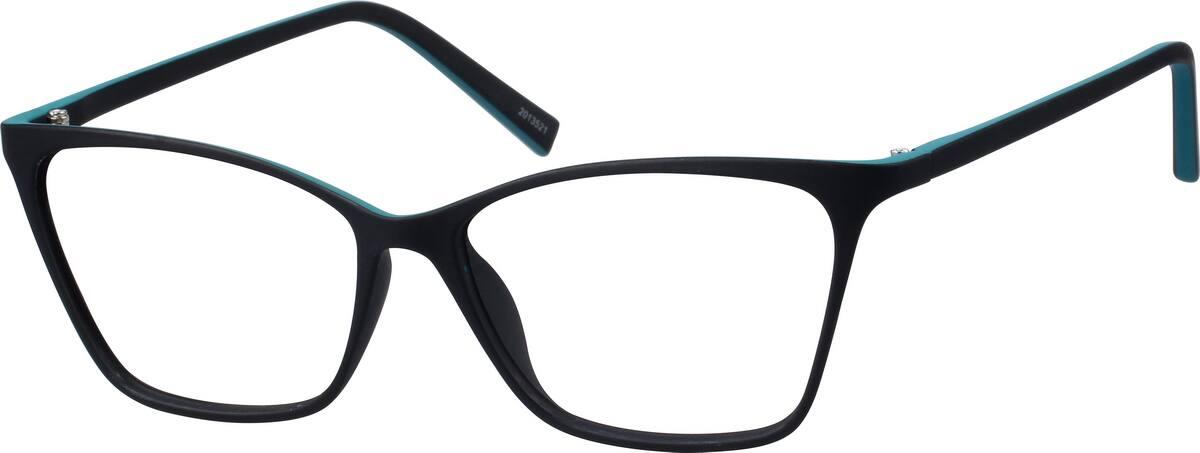 WomenFull RimAcetate/PlasticEyeglasses #2013517