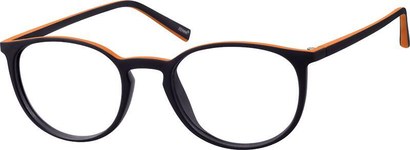 WomenFull RimAcetate/PlasticEyeglasses #2013715
