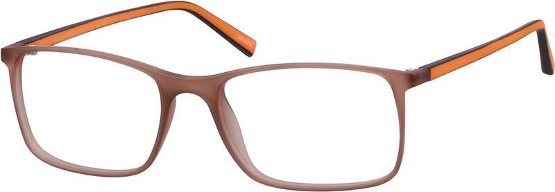 UnisexFull RimAcetate/PlasticEyeglasses #2014216