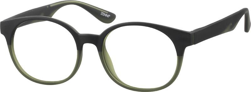 KidsFull RimAcetate/PlasticEyeglasses #2014421