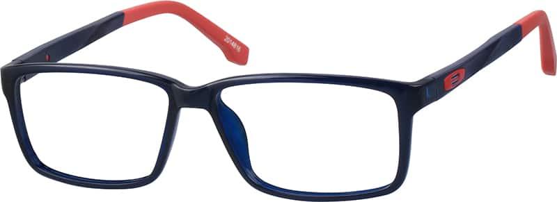 MenFull RimAcetate/PlasticEyeglasses #2014815