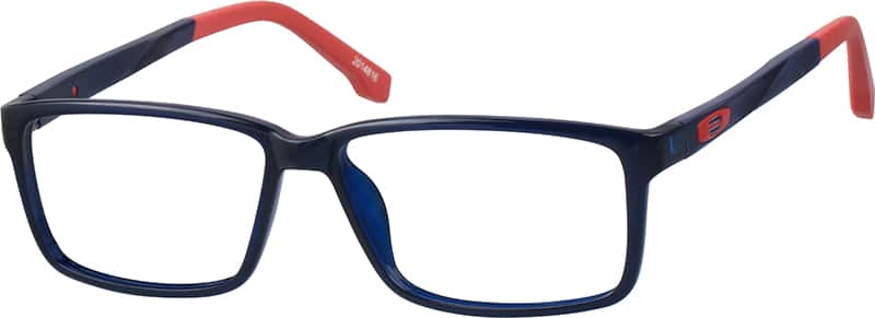 Rectangle Active Eyeglasses