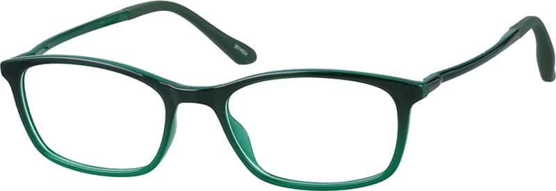 WomenFull RimAcetate/PlasticEyeglasses #2014924