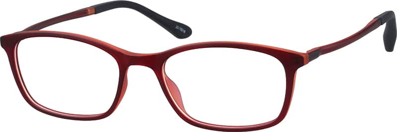 Women Full Rim Acetate/Plastic Eyeglasses #2015024