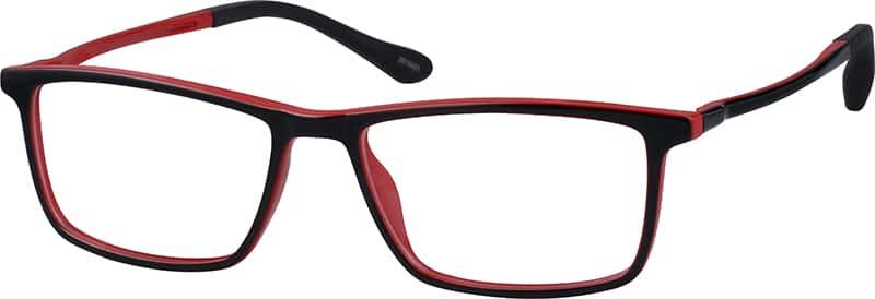 UnisexFull RimAcetate/PlasticEyeglasses #2015421