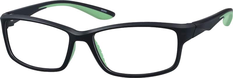 MenFull RimAcetate/PlasticEyeglasses #2015721