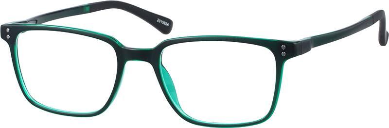 UnisexFull RimAcetate/PlasticEyeglasses #2015921
