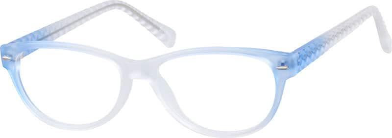 WomenFull RimAcetate/PlasticEyeglasses #2017116
