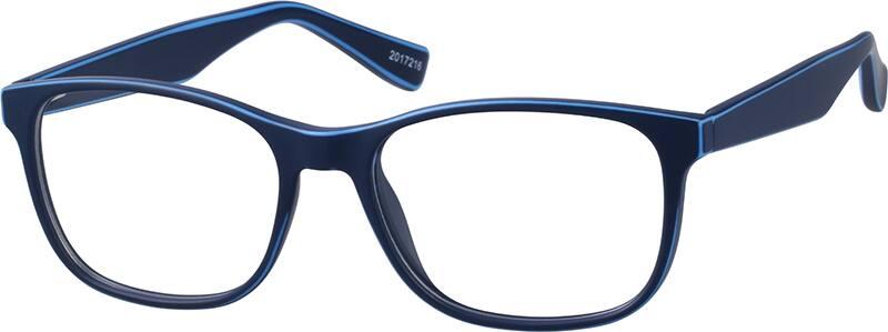 Black Square Eyeglasses #20172 Zenni Optical Eyeglasses
