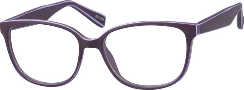 WomenFull RimAcetate/PlasticEyeglasses #2017315