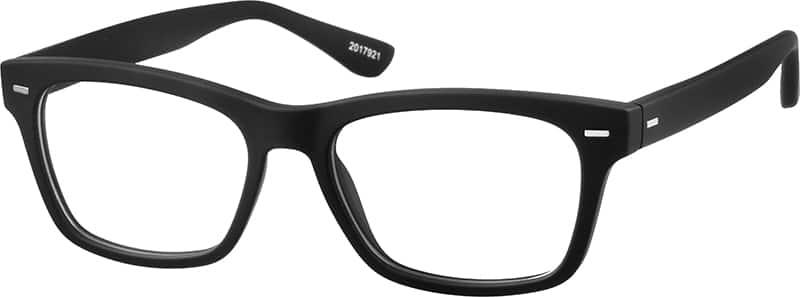 Black Square Glasses #20179 Zenni Optical Eyeglasses