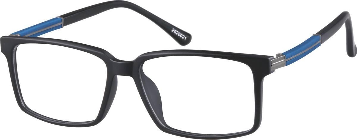 UnisexFull RimAcetate/PlasticEyeglasses #2020025
