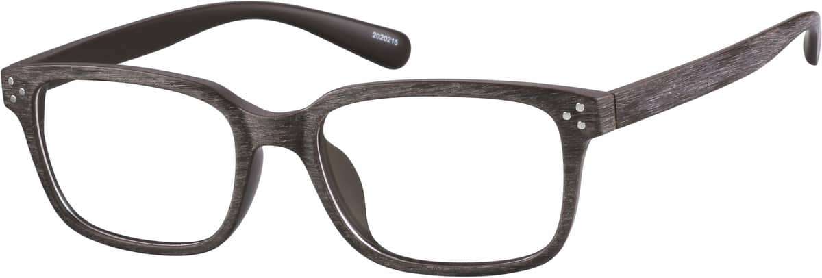 Mesquite Rectangle Glasses
