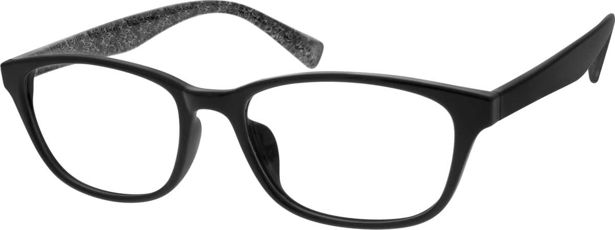 Men Full Rim Acetate/Plastic Eyeglasses #202024