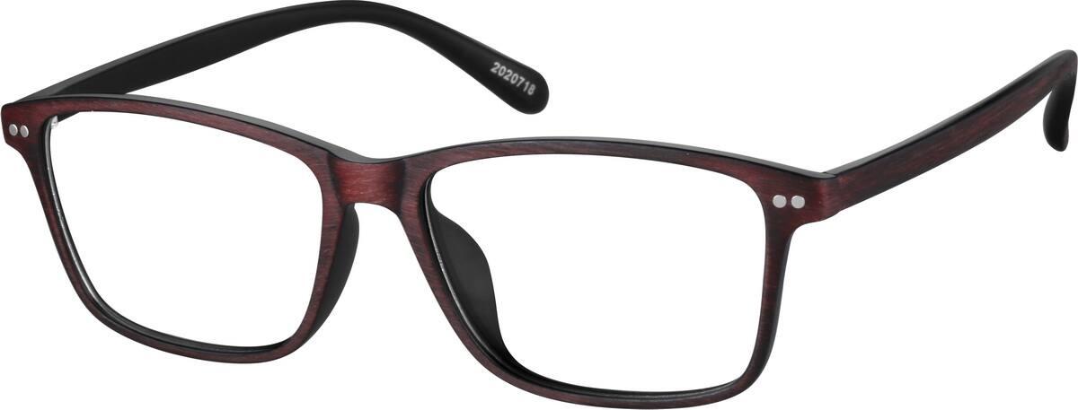 UnisexFull RimAcetate/PlasticEyeglasses #2020716
