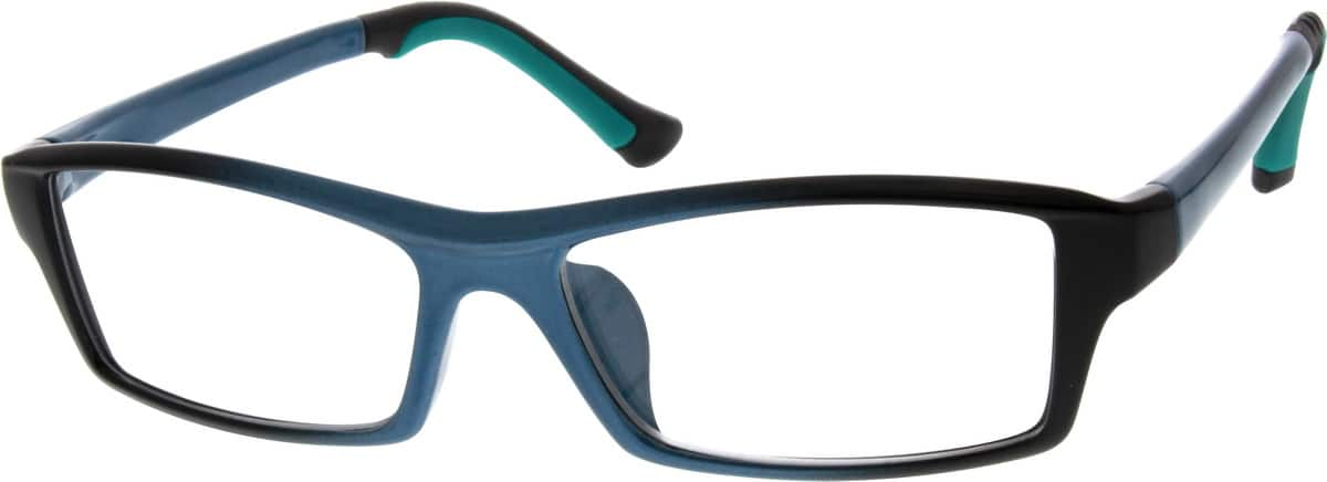 MenFull RimAcetate/PlasticEyeglasses #202116