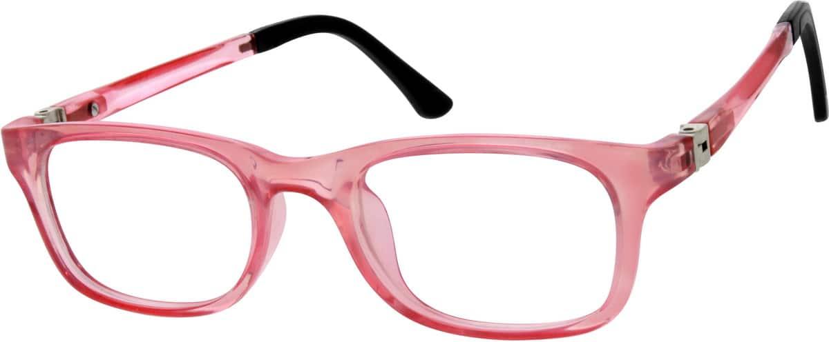 GirlFull RimAcetate/PlasticEyeglasses #202319
