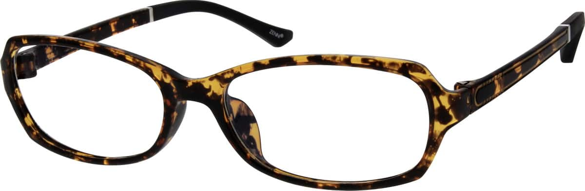 Women Full Rim Acetate/Plastic Eyeglasses #203121