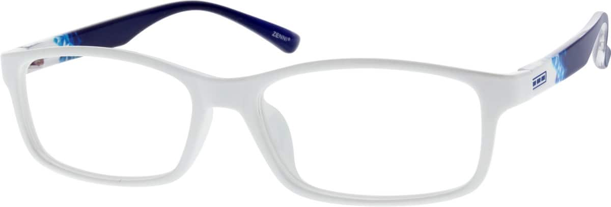 UnisexFull RimAcetate/PlasticEyeglasses #203521