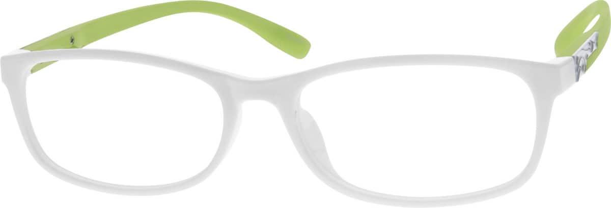 WomenFull RimAcetate/PlasticEyeglasses #203630