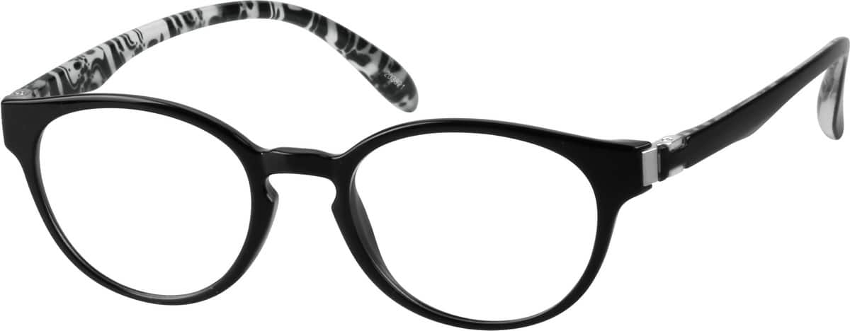 Stylish Round Eyeglasses