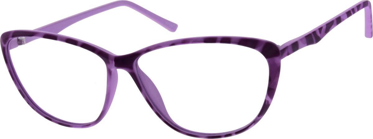 WomenFull RimAcetate/PlasticEyeglasses #204025
