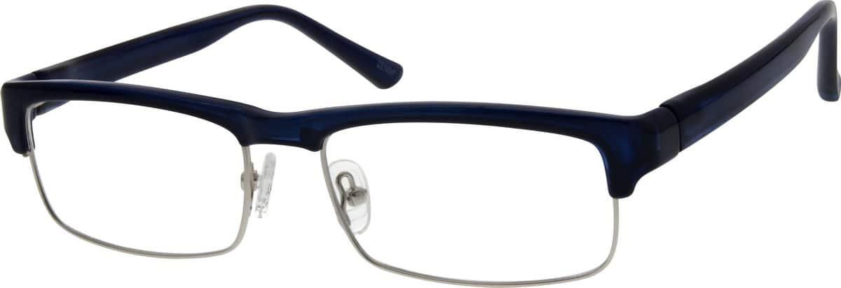 UnisexFull RimAcetate/PlasticEyeglasses #204116