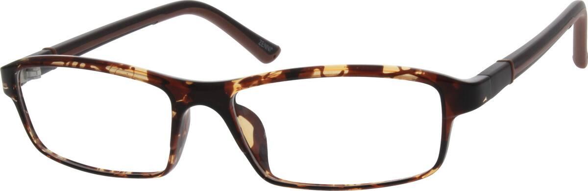 UnisexFull RimAcetate/PlasticEyeglasses #204221