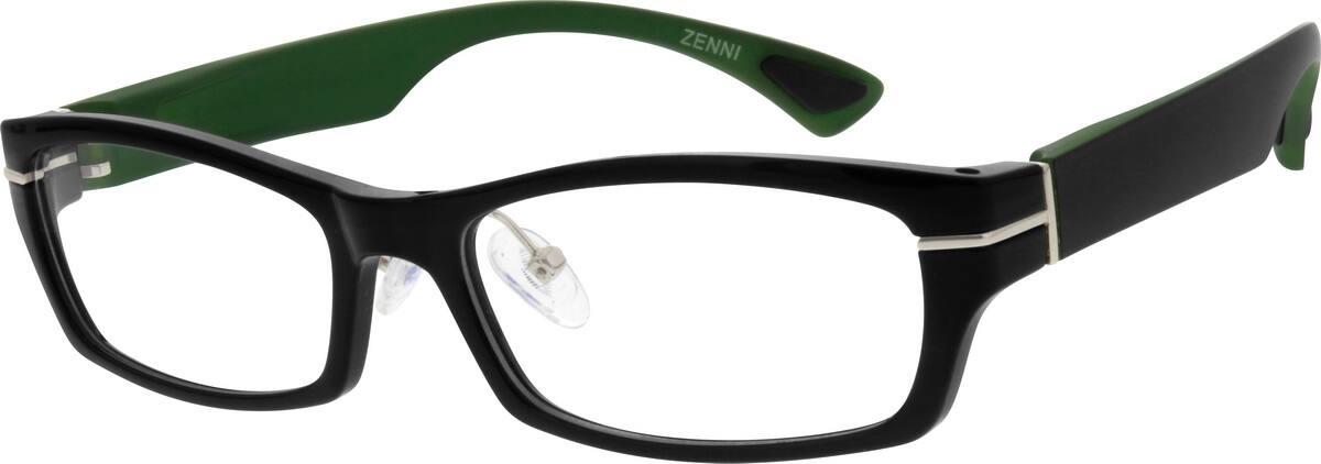 WomenFull RimAcetate/PlasticEyeglasses #204630