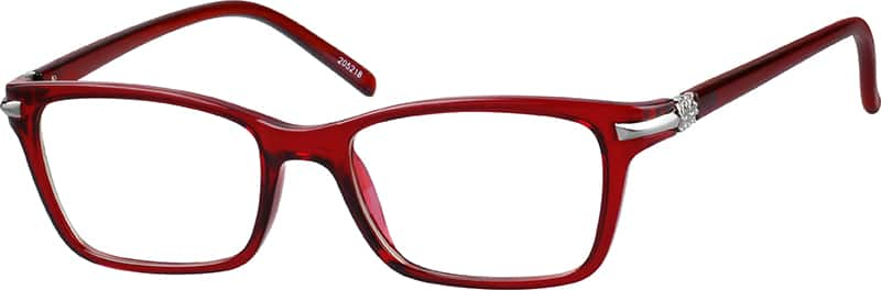 Women Full Rim Acetate/Plastic Eyeglasses #205221
