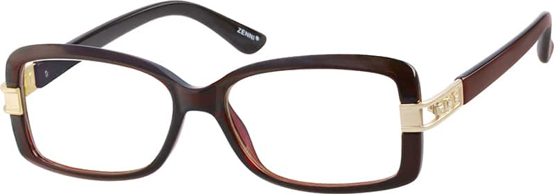 womens-fullrim-acetate-plastic-rectangle-eyeglass-frames-205315