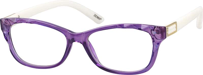 Women Full Rim Acetate/Plastic Eyeglasses #205425