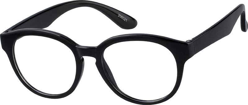 UnisexFull RimAcetate/PlasticEyeglasses #206021
