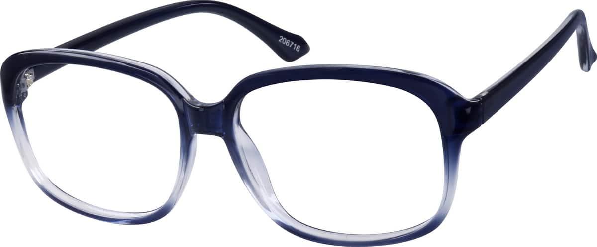 UnisexFull RimAcetate/PlasticEyeglasses #206725