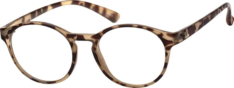 unisex full rim acetateplastic eyeglasses 206825 select your color tortoiseshell