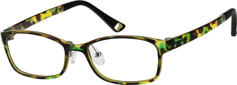 KidsFull RimAcetate/PlasticEyeglasses #207144