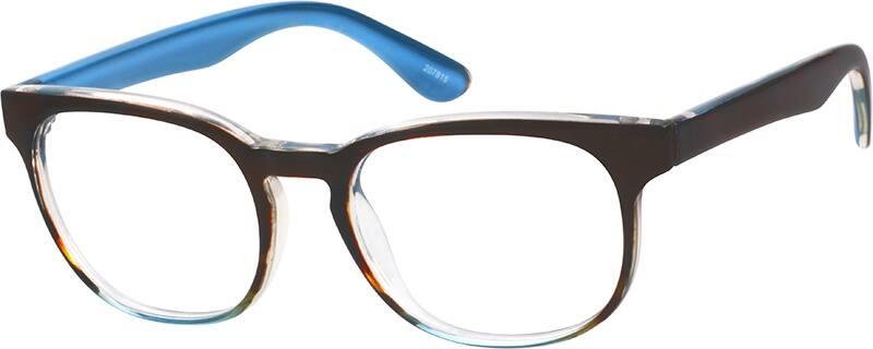 UnisexFull RimAcetate/PlasticEyeglasses #207815