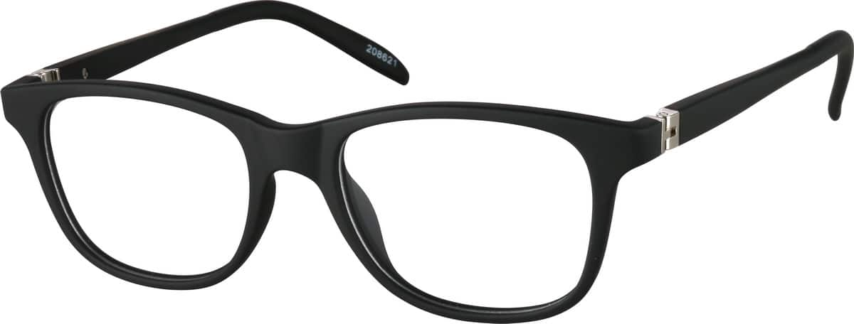 Flexible Wayfarer Eyeglasses