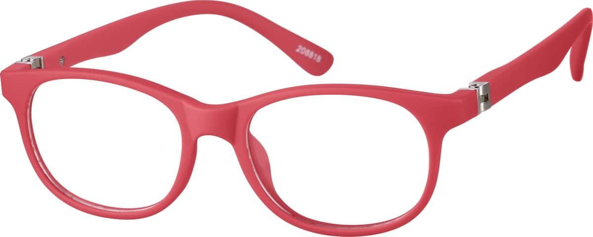 KidsFull RimAcetate/PlasticEyeglasses #208818