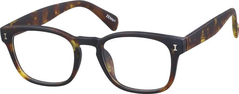 UnisexFull RimAcetate/PlasticEyeglasses #208921