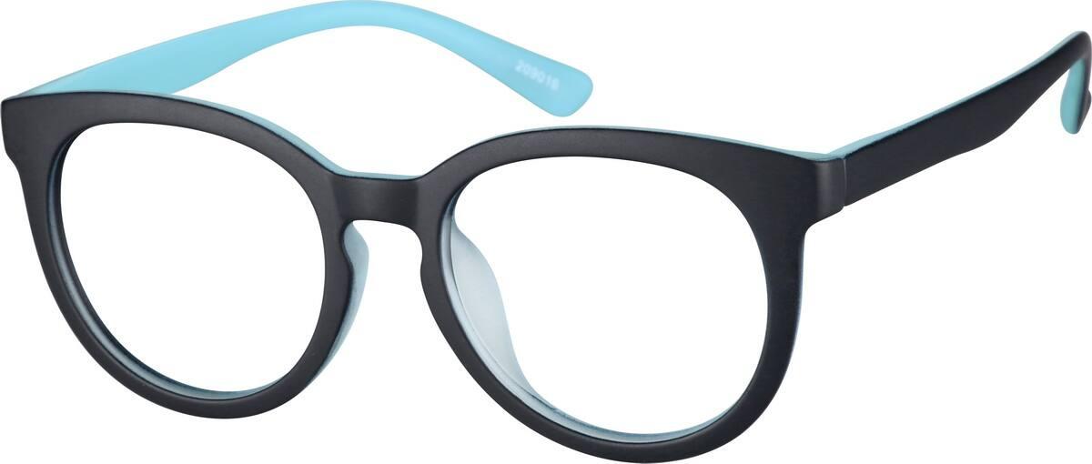 KidsFull RimAcetate/PlasticEyeglasses #209016
