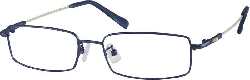MenFull RimMemory TitaniumEyeglasses #210121