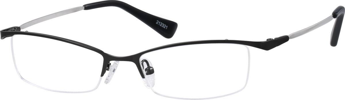 212321-bendable-memory-titanium-half-rim-frame