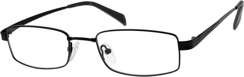MenFull RimStainless SteelEyeglasses #216615