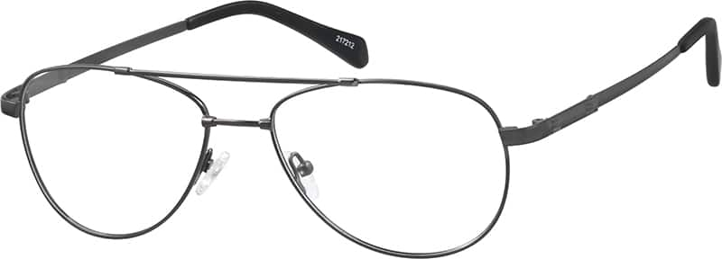 Men Full Rim Memory Titanium Eyeglasses #217212