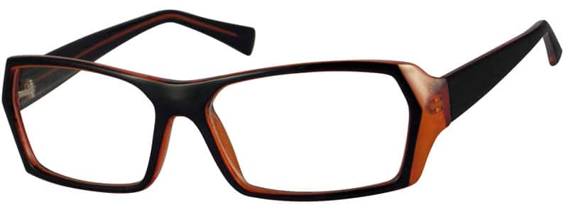 Men Full Rim Acetate/Plastic Eyeglasses #220115