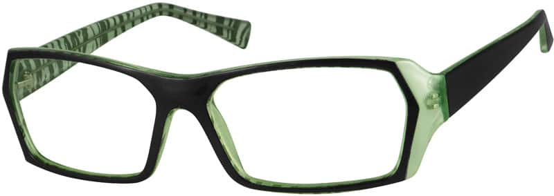 Men Full Rim Acetate/Plastic Eyeglasses #220121