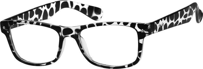 UnisexFull RimAcetate/PlasticEyeglasses #220431